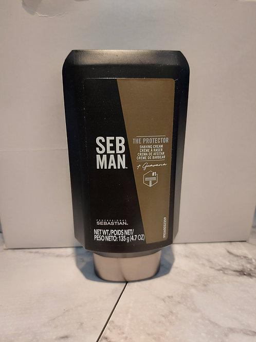 Crème à barbe Sebman