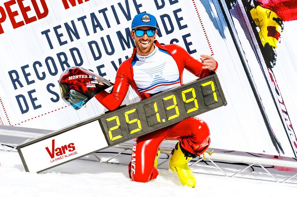 Homme le plus rapide de l'année
