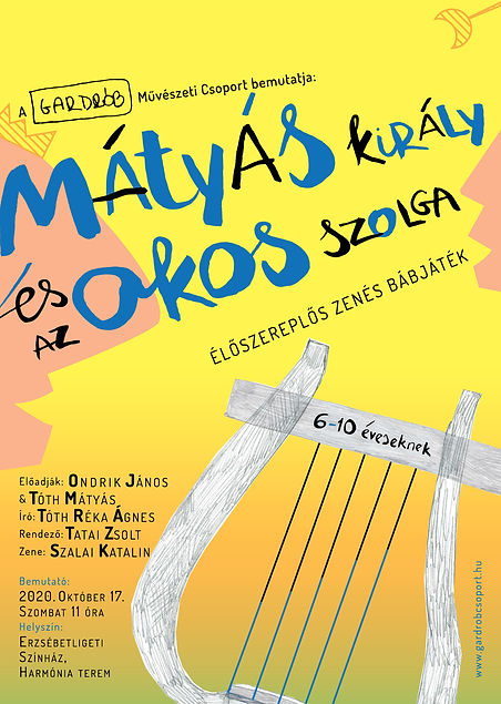 GARDROB_Matyas-es-okos-szolga_A3-plakat_