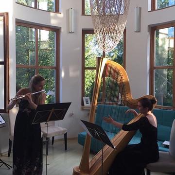 Lakáskoncert Rubin Eszternél