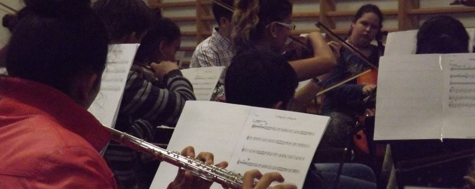 Szimfónia Program