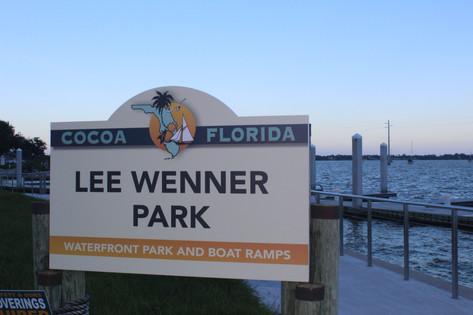 Lee Wenner Park
