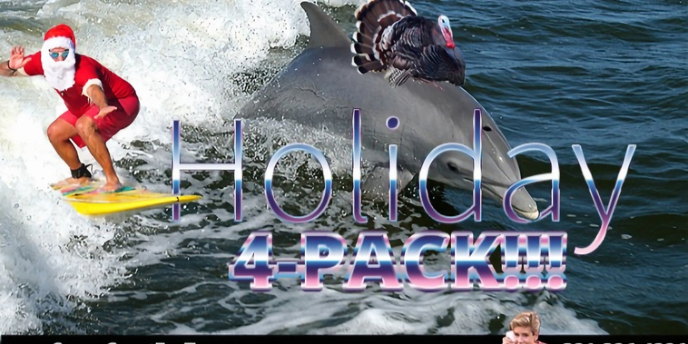 Holiday 4 Pack!!!