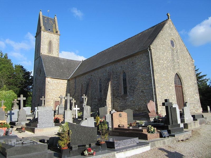 Eglise Notre-Dame des Anges de Ruffosses