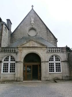 Valognes_Abbaye_bénédictine_ND_de_Protection