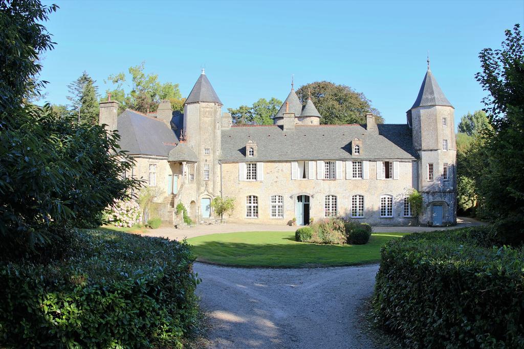 Chateau de Flottemanville-Bocage