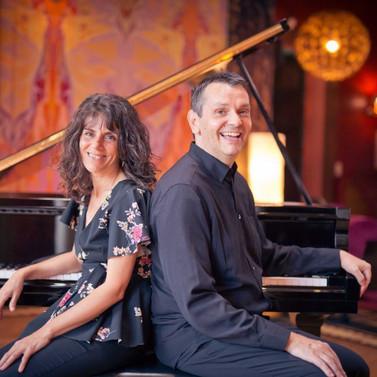 Sophie Arsénian et Philippe Alaire