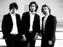 Trio Zadig photo Mathilda Lardin