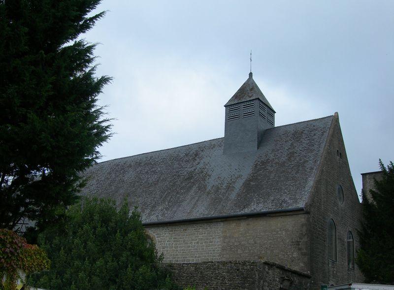 Abbaye Notre-Dame de Protection (Valognes) La chapelle