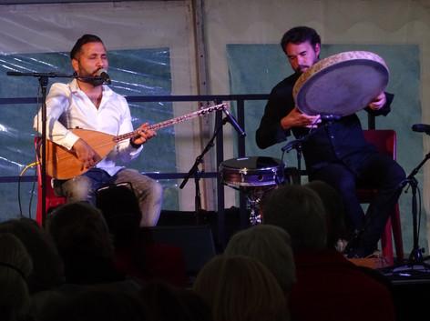 Concert Trio Serkan Uyar du samedi 10 juillet 2021 (2) - Photo Christian Luc