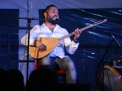 Concert Trio Serkan Uyar du samedi 10 juillet 2021 (3) - Photo Christian Luc