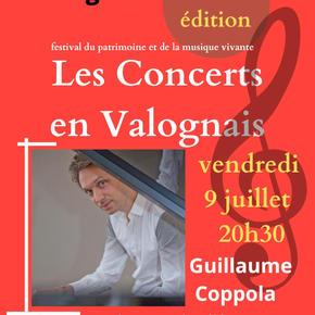 Les Concerts en Valognais 9 juillet 2021