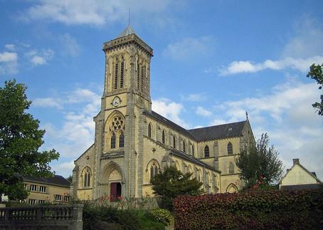 Église Notre-Dame (Bricquebec)