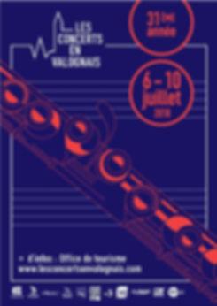 Les concerts en valognais