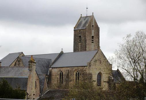 Eglise Notre Dame d'Alleaume