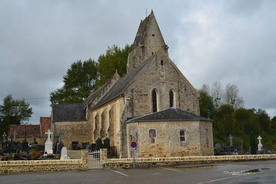 Eglise St-Germain extérieur