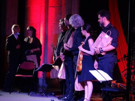Concert du lundi 12 juillet 2021 - Le Poème Harmonique (12) - Photo Christian Luc