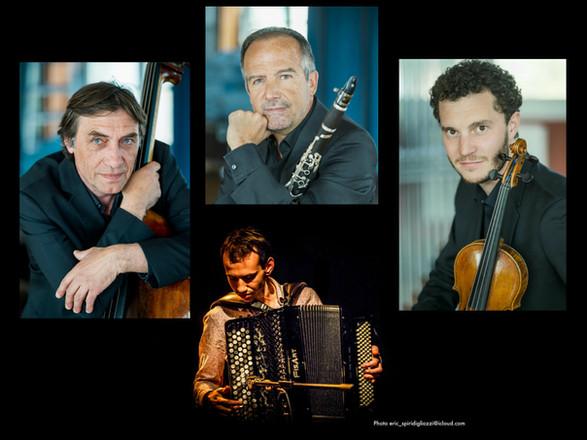 Quatuor de l'Orchestre régional de Norma