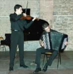 Dimitri et Julien Bouclier