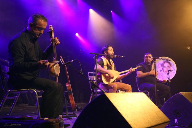 Serkan Uyar Trio