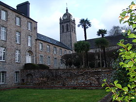 Eglise de la Trappe, Bricquebec
