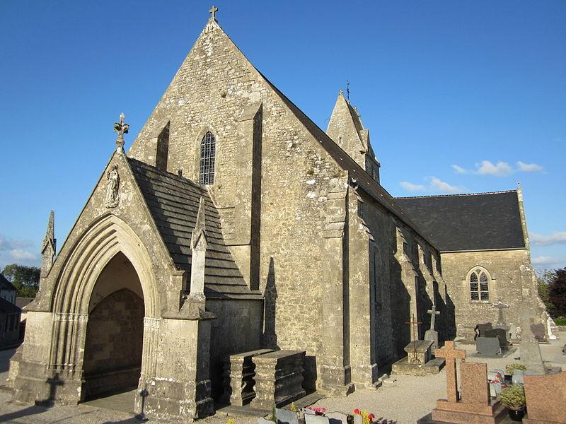 Église_Saint-Georges_d'Yvetot-Bocage