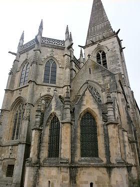 Eglise Saint-Malo, Valognes