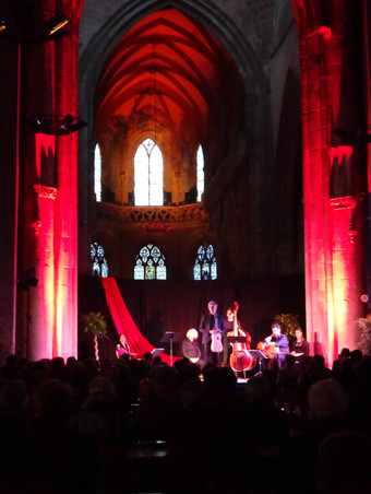 Concert du lundi 12 juillet 2021 - Le Poème Harmonique (4) - Photo Christian Luc