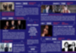 Les concerts en Valognais - Programme