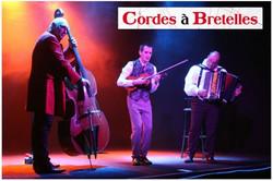 Trio Cordes à Bretelles