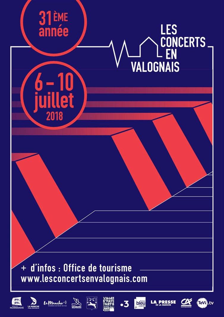 Les concerts en Valoganis