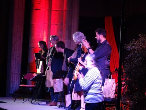 Concert du lundi 12 juillet 2021 - Le Poème Harmonique (11) - Photo Christian Luc