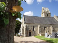 Eglise St-Clément à Flottemanville