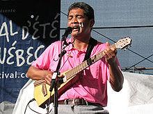 Solo Razaf, guitare