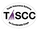 Tascc, Tascc registered, haulage, crop delivery, kernow Mixers Ltd