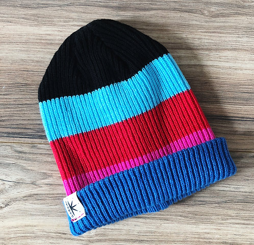 sToKed Slouchy Wool Beanie