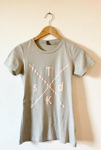 STKD T-shirt Womens