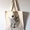 Thumbnail: Chalk Bag Full of Flowers Market tote