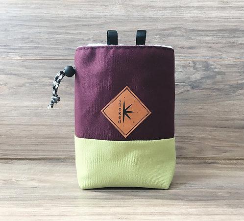 The Veggie Chalk Bag