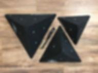 sToKed triad volumes black