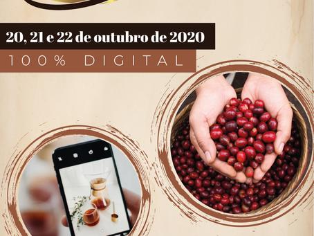 13ª edição da Ficafé será 100% digital