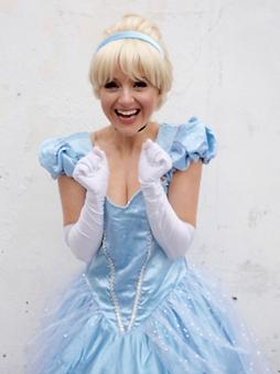 Pincess appearance - Cinderella