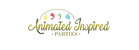 Animated Inspired Parties Logo