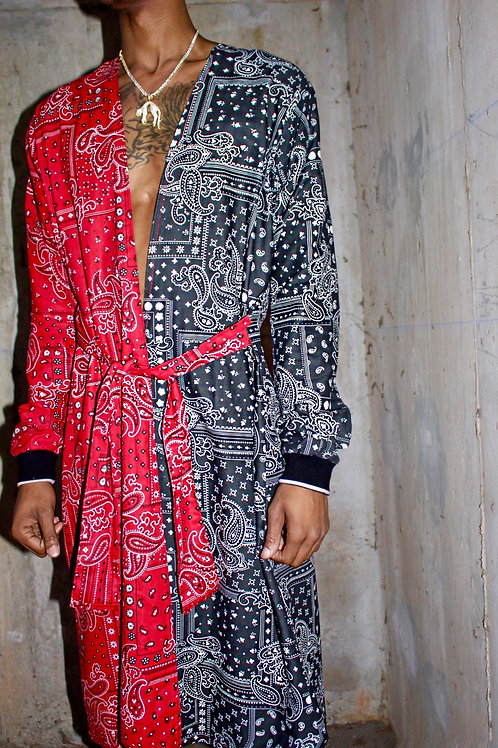 Bandana Longline Coat