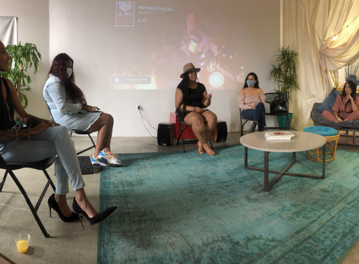 The Future Is Female: A Fireside Chat