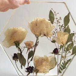It's finished 🙌🏼💗🎨 Bridal Flower Art