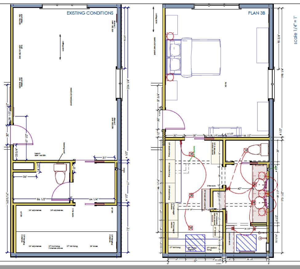 structural alteration, master bathroom, expert advice, construction advice