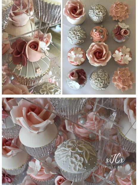 Wedding cupcakes | Jip's Cakes