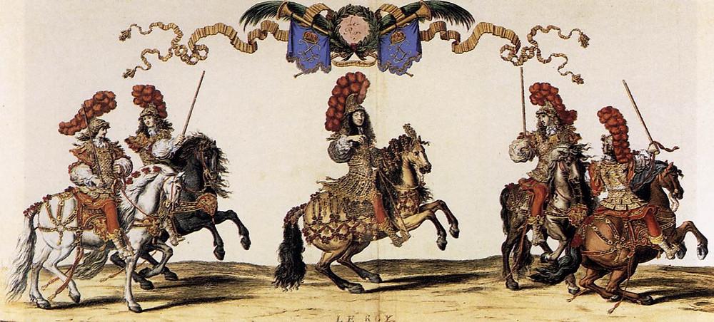 Рыцарские карусели и карусельные костюмы