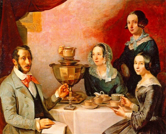 Сервировка чайного стола. Старинные рекомендации и советы